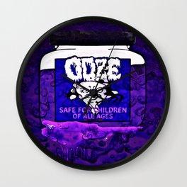 Ivan Ooze Wall Clock