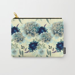 Blue Mum Carry-All Pouch