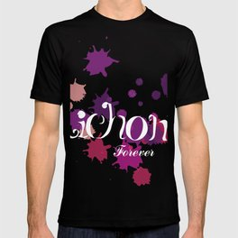 Richonne forever black T-shirt