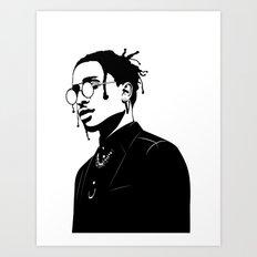A$AP Art Print
