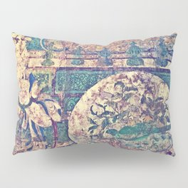 Etched in Stone Pillow Sham