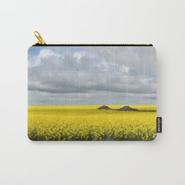 A Spring Crop Carry-All Pouch