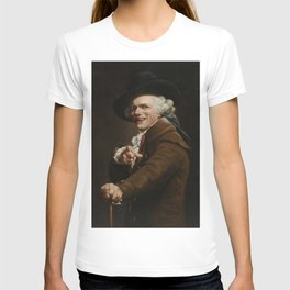 Joseph Ducreux - Self-portrait of the Artist in the Guise of a Mocker T-shirt