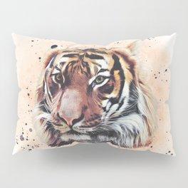 The Tiger Pillow Sham