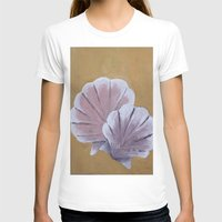 shells T-shirts featuring Shells by seekmynebula