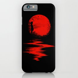 The Land of the Rising Sun iPhone Case