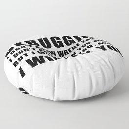 Debugging Floor Pillow