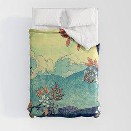 High Views at Tenko Comforters