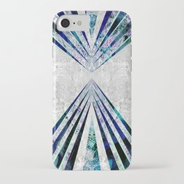 GEO BURST III iPhone Case