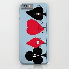 Pair of Aces iPhone 6s Slim Case