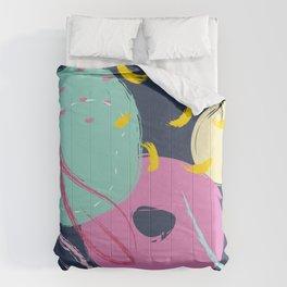 Abstract Pattern Modern Art 10 Comforters
