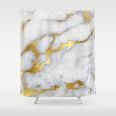 granite shower curtains | society6