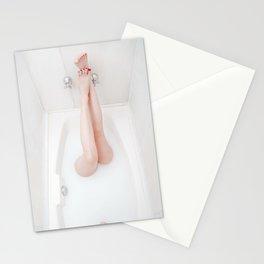 Milk Bath #1 Stationery Cards