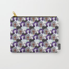 punk girls Carry-All Pouch