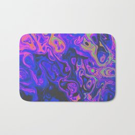 Future Islands Bath Mat