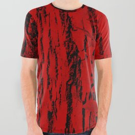 Grounded All Over Graphic Tee