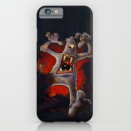 Monster! iPhone & iPod Case