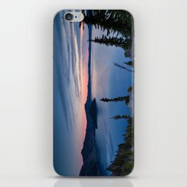 Sunrise At Crater Lake iPhone Skin