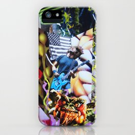 Vegetable Gremlin iPhone Case