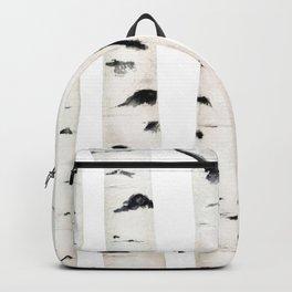 birch horizontal Backpack