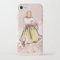 50s iPhone & iPod Cases featuring 50s by Galvanise The Dog