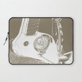 Chevy Chevrolet Bel Air Laptop Sleeve