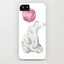 mak 3 iPhone Case