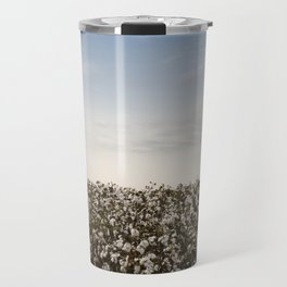 Cotton Field 2 Travel Mug