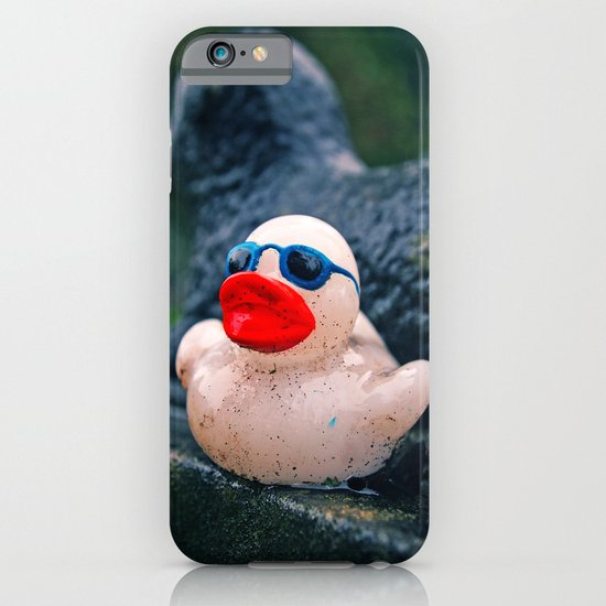 Graveyard duck iPhone & iPod Case