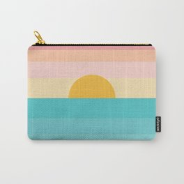 sunrise /sunset Carry-All Pouch