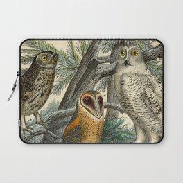 3 Owls Laptop Sleeve