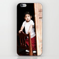 Mexican Boy iPhone & iPod Skin