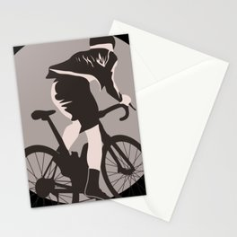 Style over speed top experience biker gifts Stationery Cards