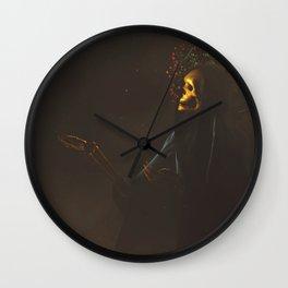 Day 0357 /// Hvad de skal bruke slik en krone til Wall Clock