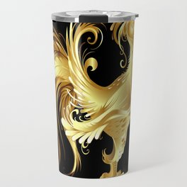 Golden Roaster Travel Mug