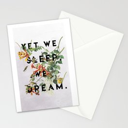 Midsummer's Night Stationery Cards
