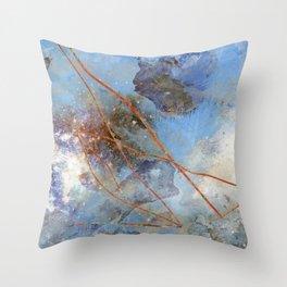Astrologic2 Throw Pillow