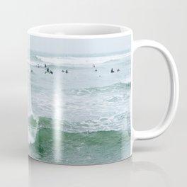 Tiny Surfers Lima, Peru 3 Coffee Mug