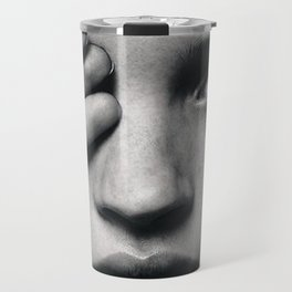 Kate Moss fashion Travel Mug