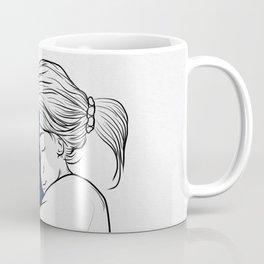 Deep happiness. Coffee Mug