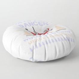 Pole Dance Image | Santa Claus North Pole Dancer Gift Floor Pillow