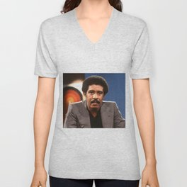 Richard Franklin Lennox Thomas Pryor - Stand-Up - Comedy - Black - Actor - Director - Hollywood 67 Unisex V-Neck