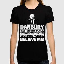 Danbury Funny Gifts - City Humor T-shirt