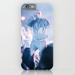 Bad Bunny pics iPhone Case