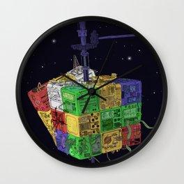 Computronium Wall Clock