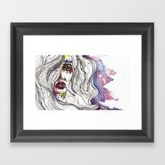 Jessica Clark Framed Art Print