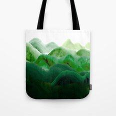 山秀谷 Tote Bag