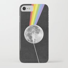 Dark Side of the Moon. iPhone Case