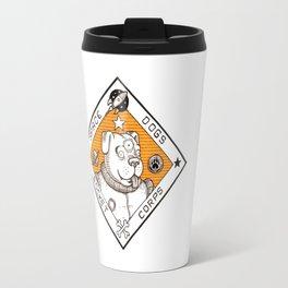 Space Dogs Rocket Corps Travel Mug