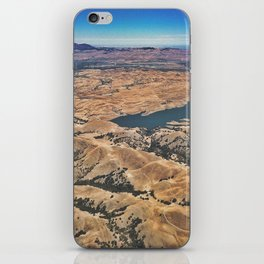 Golden State iPhone Skin